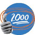 2000th Customer