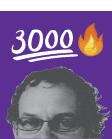 3000th Customer